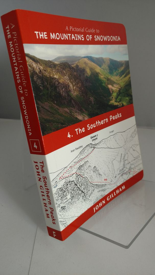Image for The Pictorial Guide to the Mountains of Snowdonia 4, . the Southern Peaks