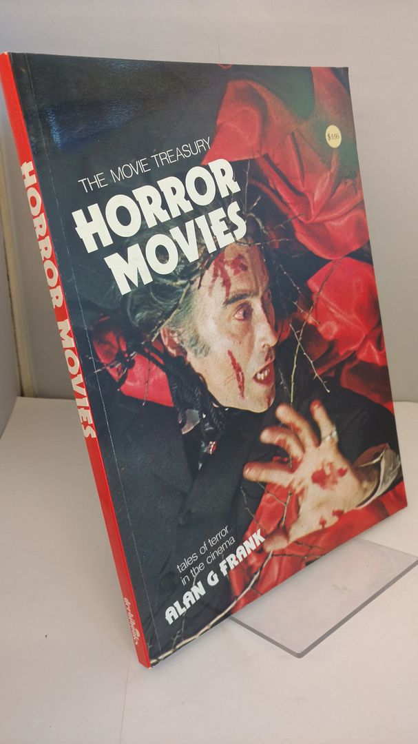 Image for Horror Movies: Tales of Terror in the Cinema