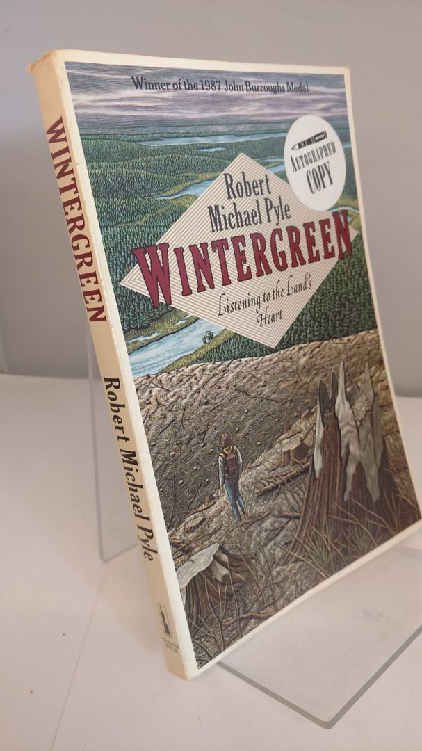 Image for Wintergreen: Listening to the Land's Heart