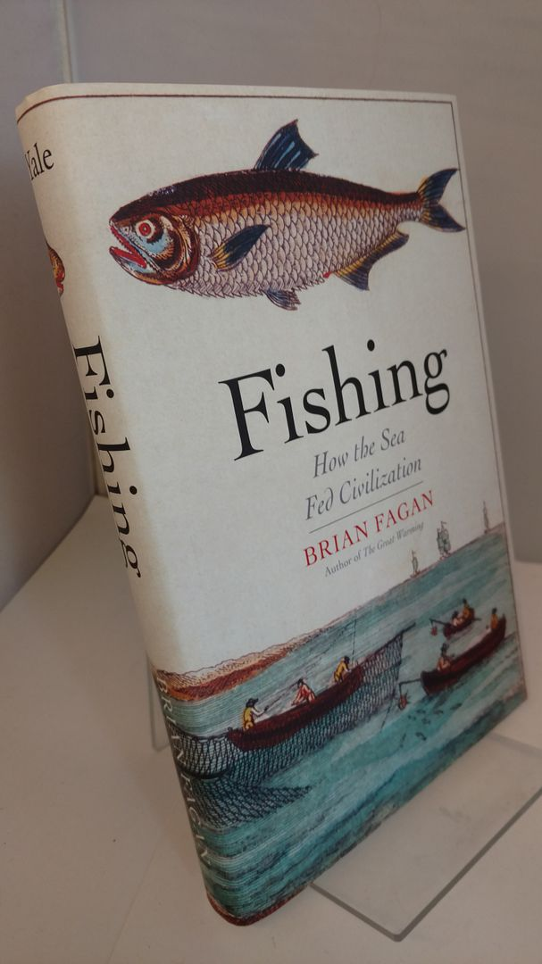 Image for Fishing: How the Sea Fed Civilization