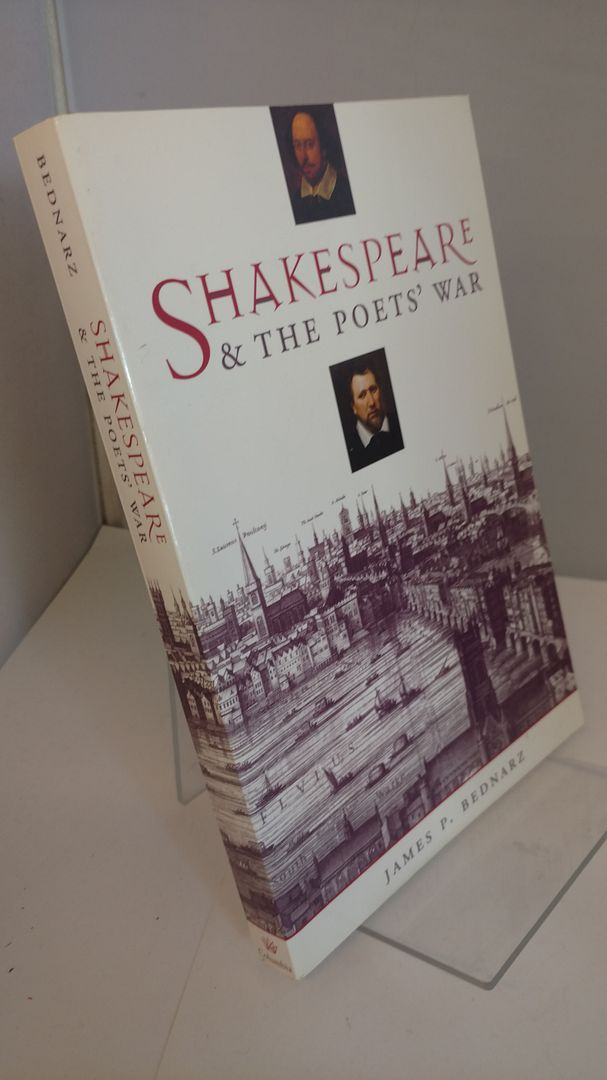 Image for Shakespeare and the Poets' War