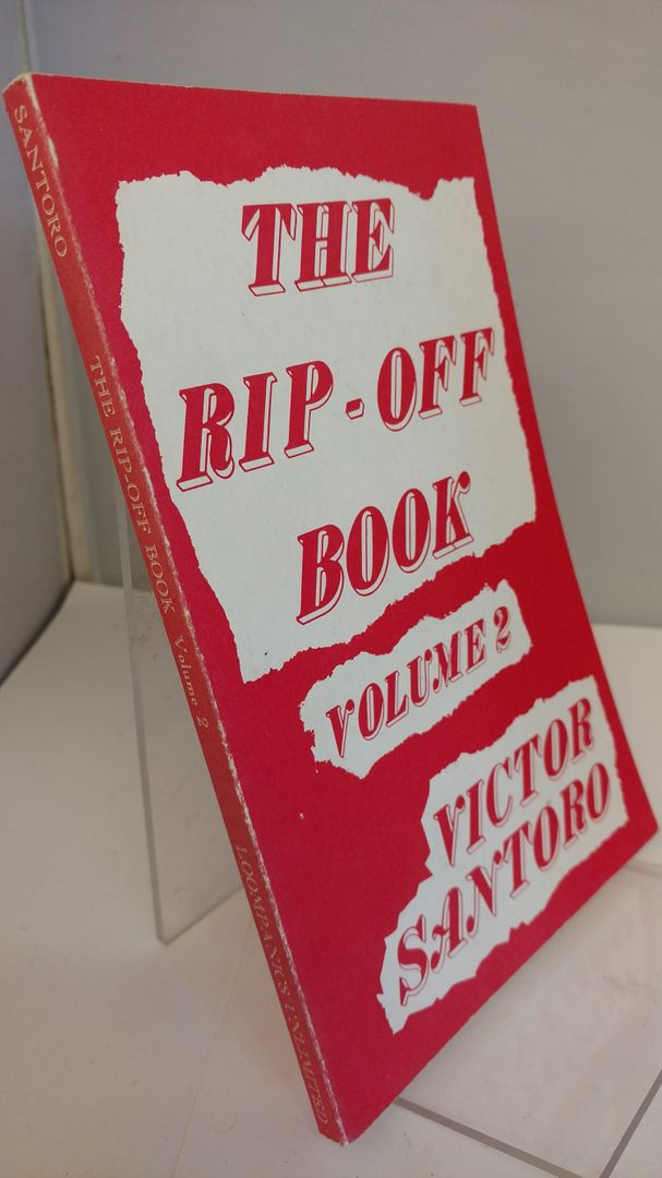 Image for The Rip-Off Book, Volume 2