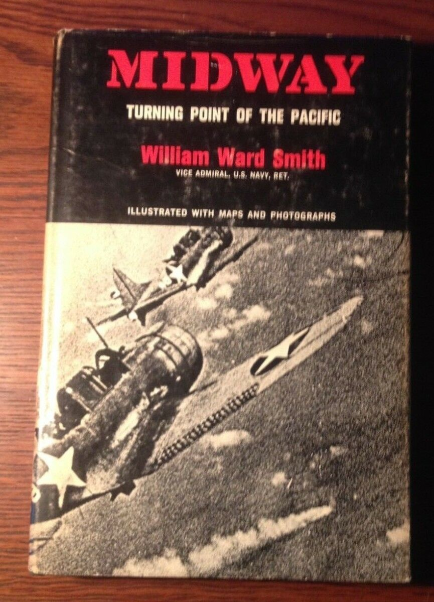 Image for Midway: Turning Point of the Pacific by Smith, William Ward