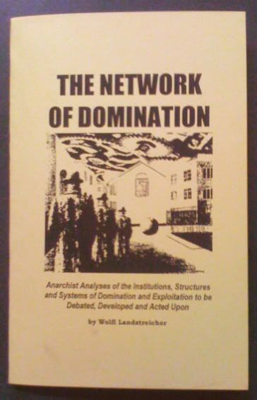 Image for Network of Domination: Anarchist Analyses of the Institutions, Structures and Systems of Domination and Exploitation to be Debated, Developed and Acted Upon by Landstreicher, Wolfi by Landstreicher, Wolfi by Landstreicher, Wolfi