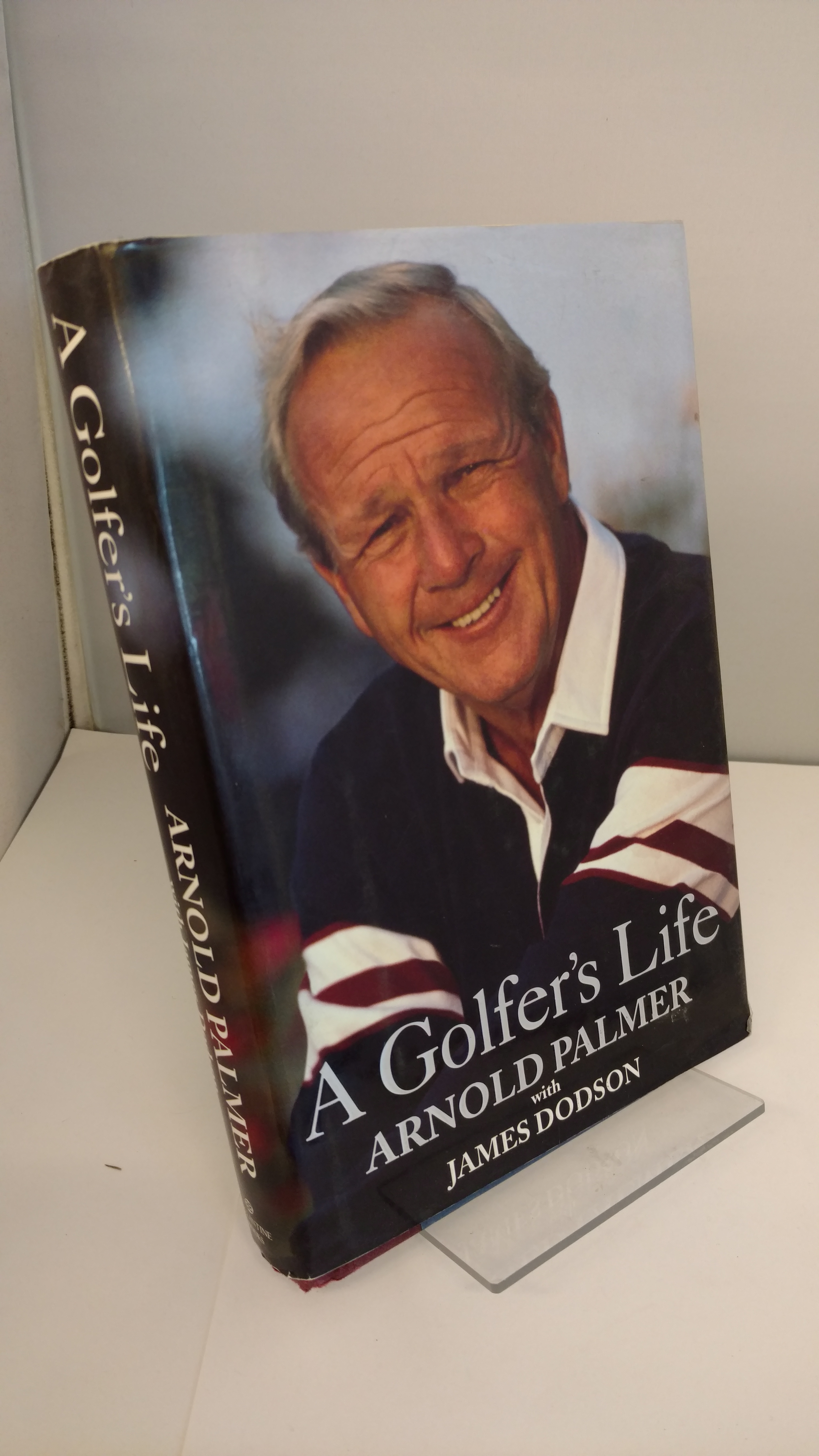 Image for A Golfer's Life