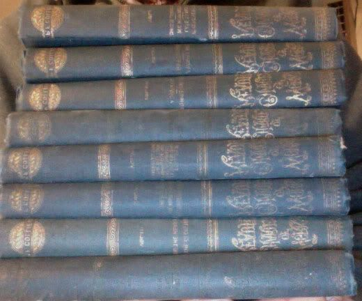 Image for The Works of Charles Reade: A New Edition in Nine Volumes