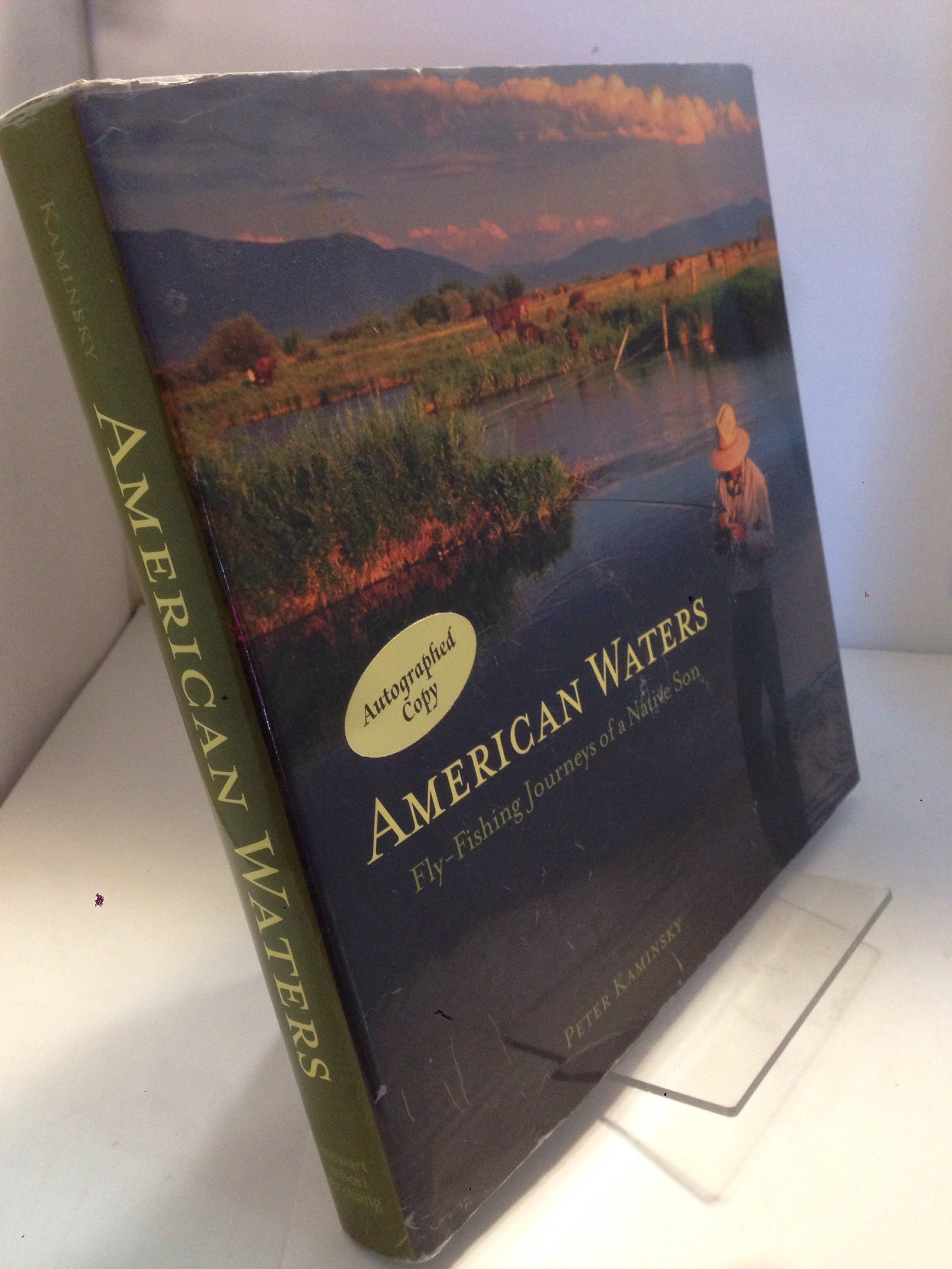 Image for American Waters: Fly-Fishing Journeys of a Native Son