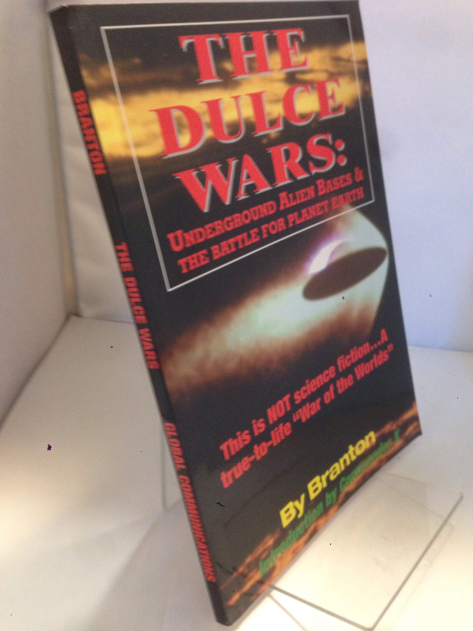 "Image for The Dulce Wars: Underground Alien Bases and the Battle for Planet Earth: This is Not Science Fiction. . .A True-To-Life ""War Of The Worlds"