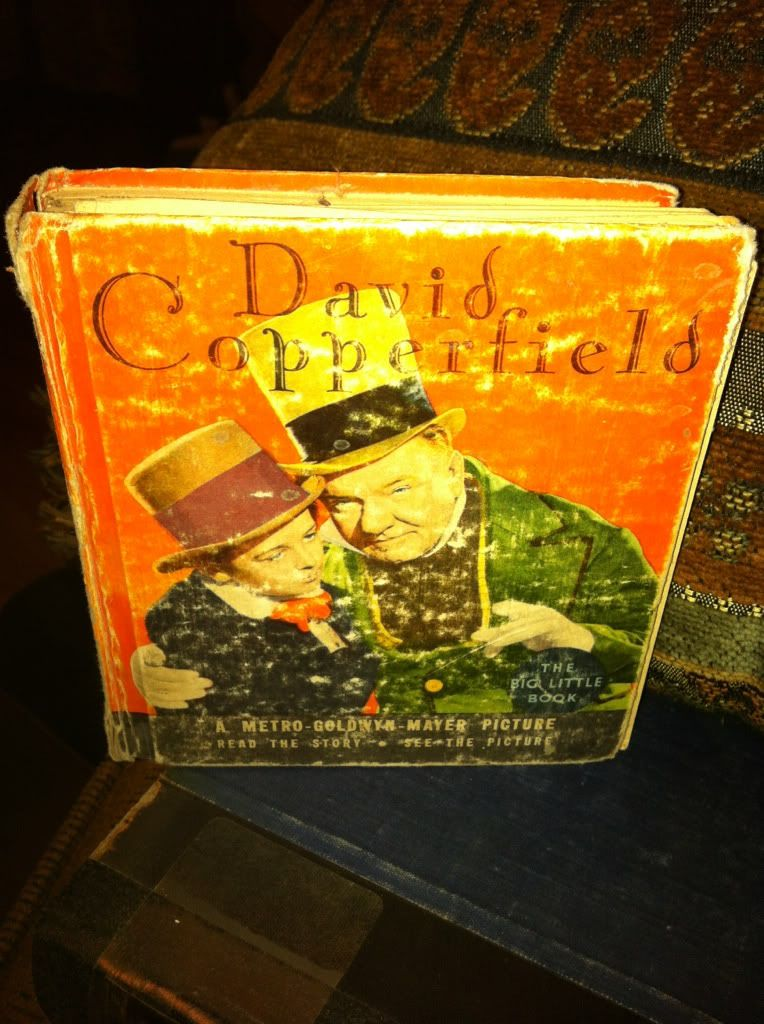 Image for DAVID COPPERFIELD (1934) Retold by Elanor Packer, Metro-Goldwyn-Mayer Production