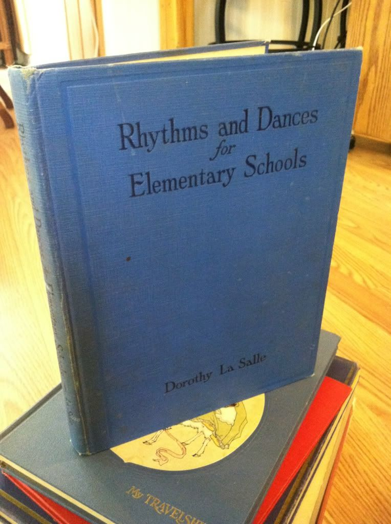 Image for Rhythms and Dances for Elementary Schools La Salle