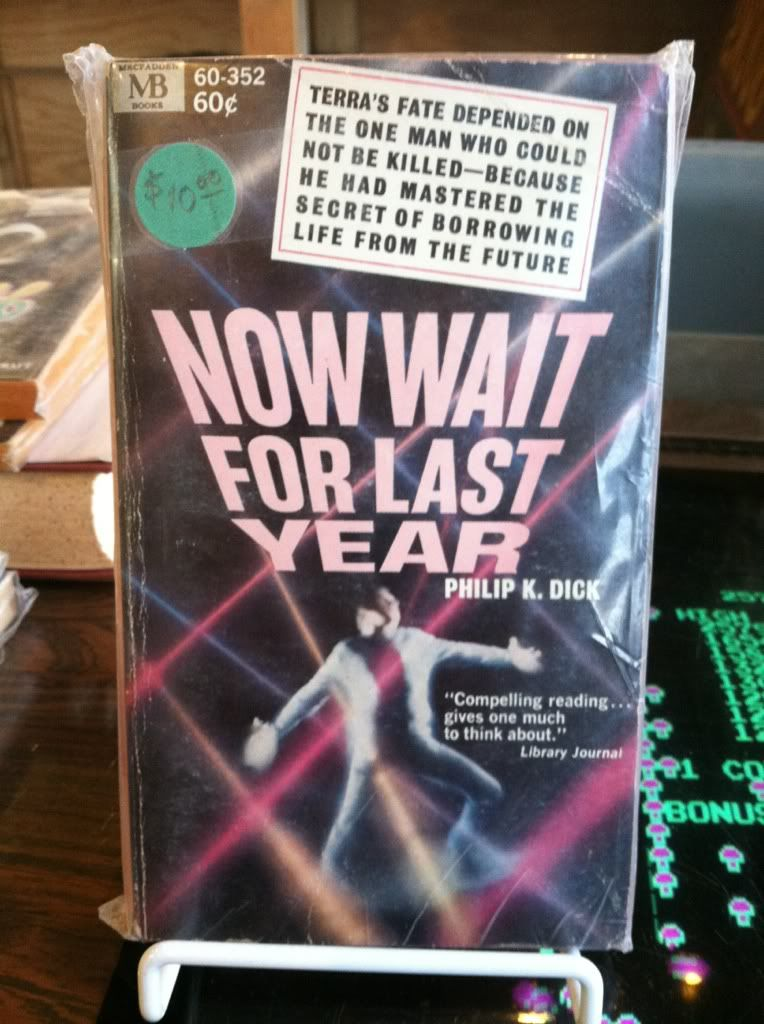 Image for Now Wait for Last Year 1ST Edition Thus 60-352 by Philip K. Dick
