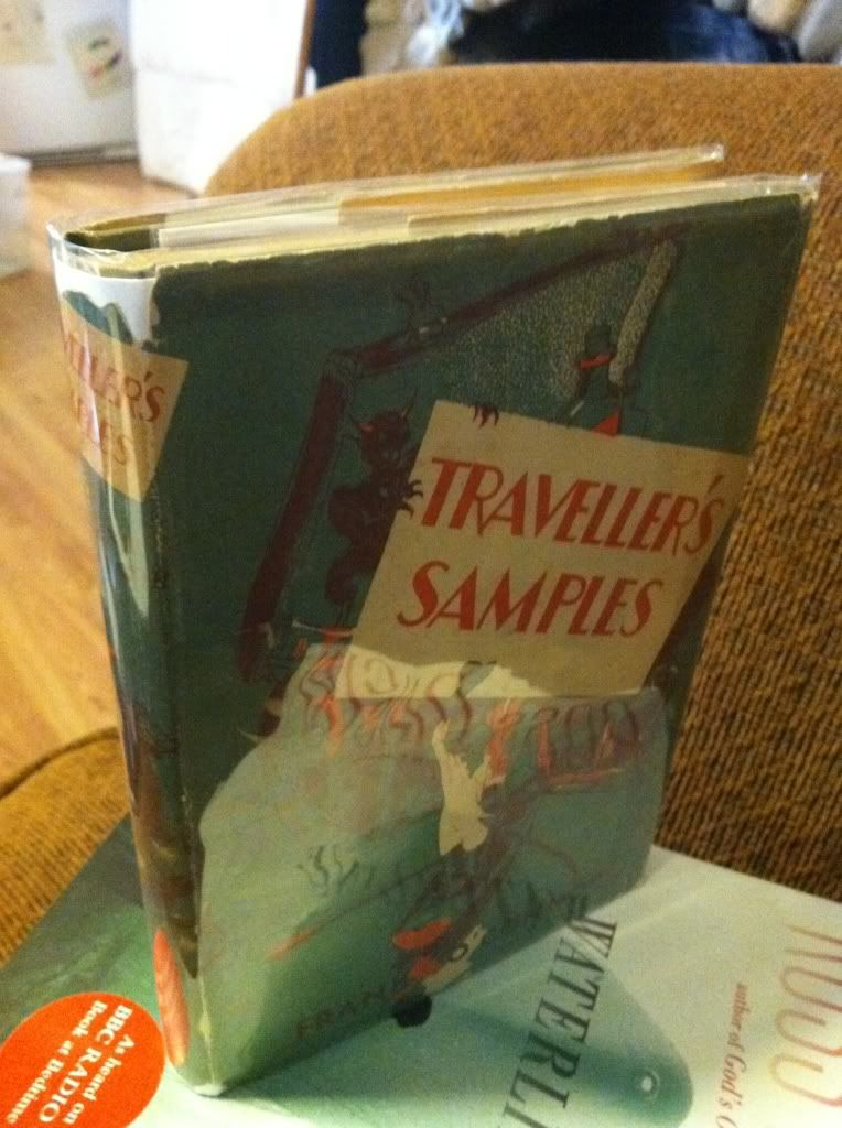 Image for Traveller's Samples by O'Connor, Frank