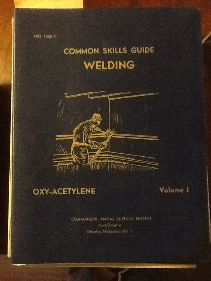 Image for Common Skills Guide: Welding: Oxy-Acetylene Volume 1