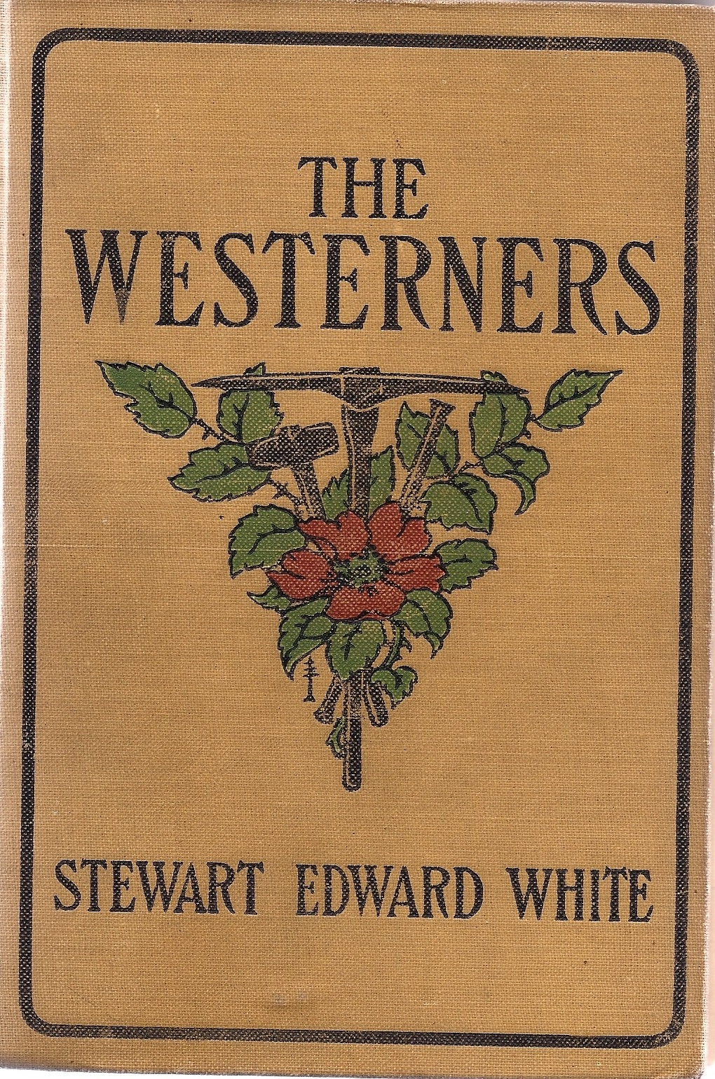 Image for The Westerners by White, Stewart Edward by White, Stewart Edward