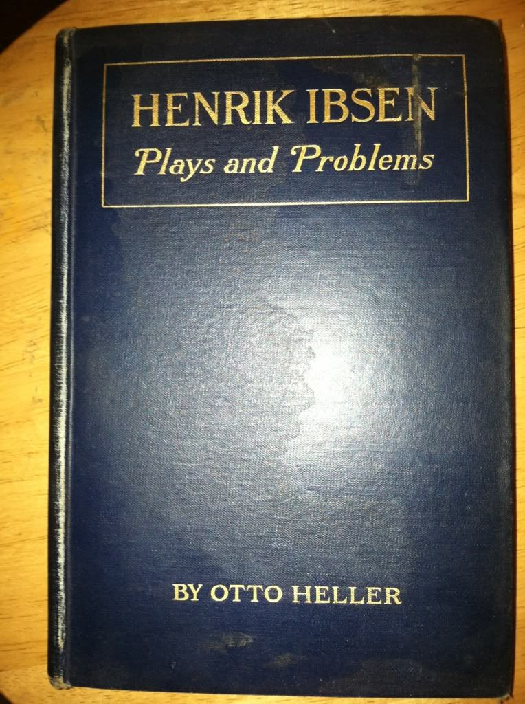Image for Henrik Ibsen; Plays and Problems,