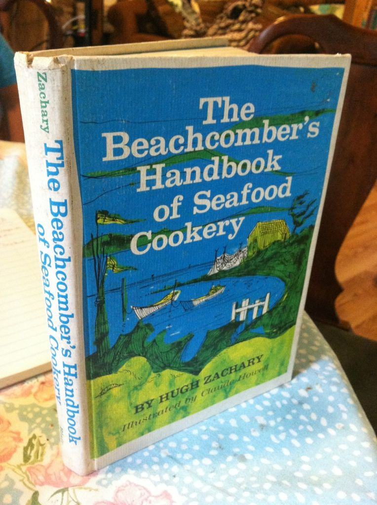 Image for The Beachcomber's Handbook of Seafood Cookery