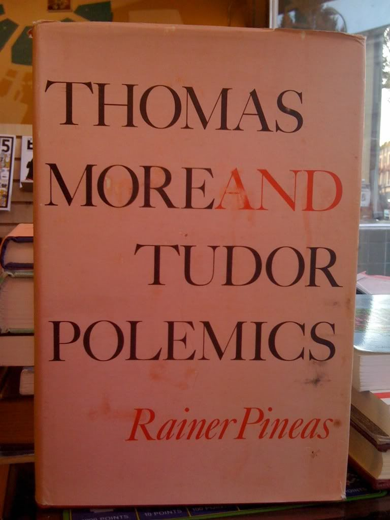 Image for Thomas More and Tudor Polemics