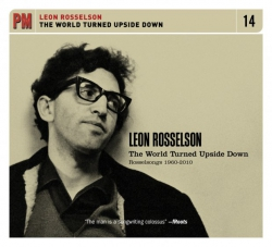 Image for The World Turned Upside Down: Rosselsongs 1960?2010 (PM Audio)