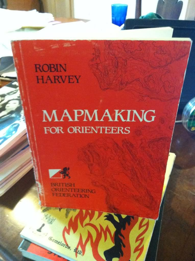 Image for Mapmaking for Orienteers