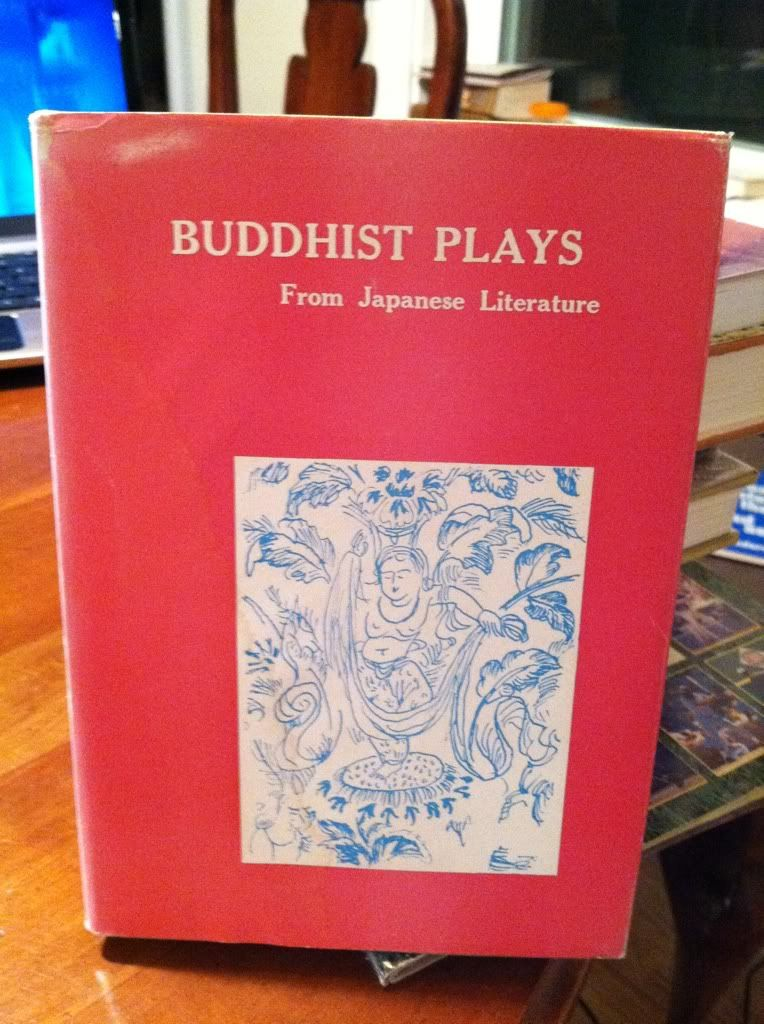 Image for Buddhist Plays from Japanese Literature by Hirano, Umeyo