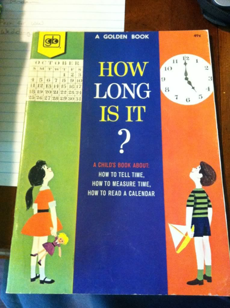 Image for how long is it? a learn-about-time activity book