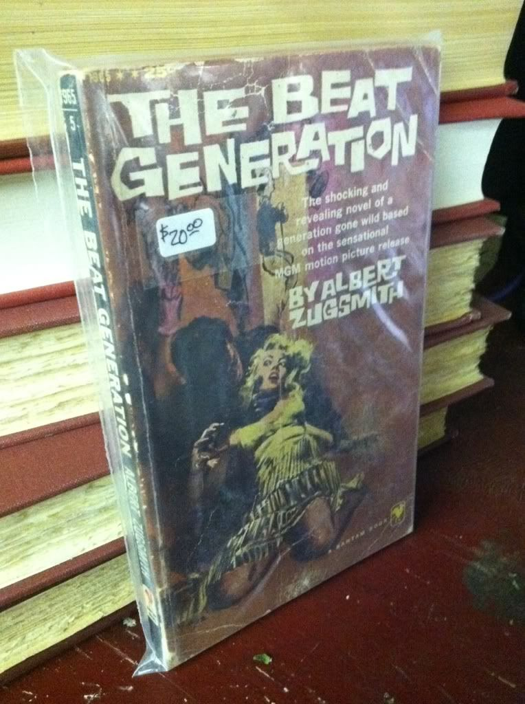 Image for Beat Generation