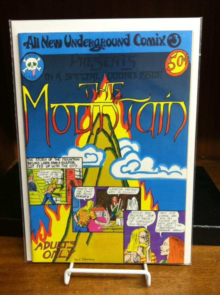 Image for High School Funnies/The Mountain (All New Underground Comix #3)