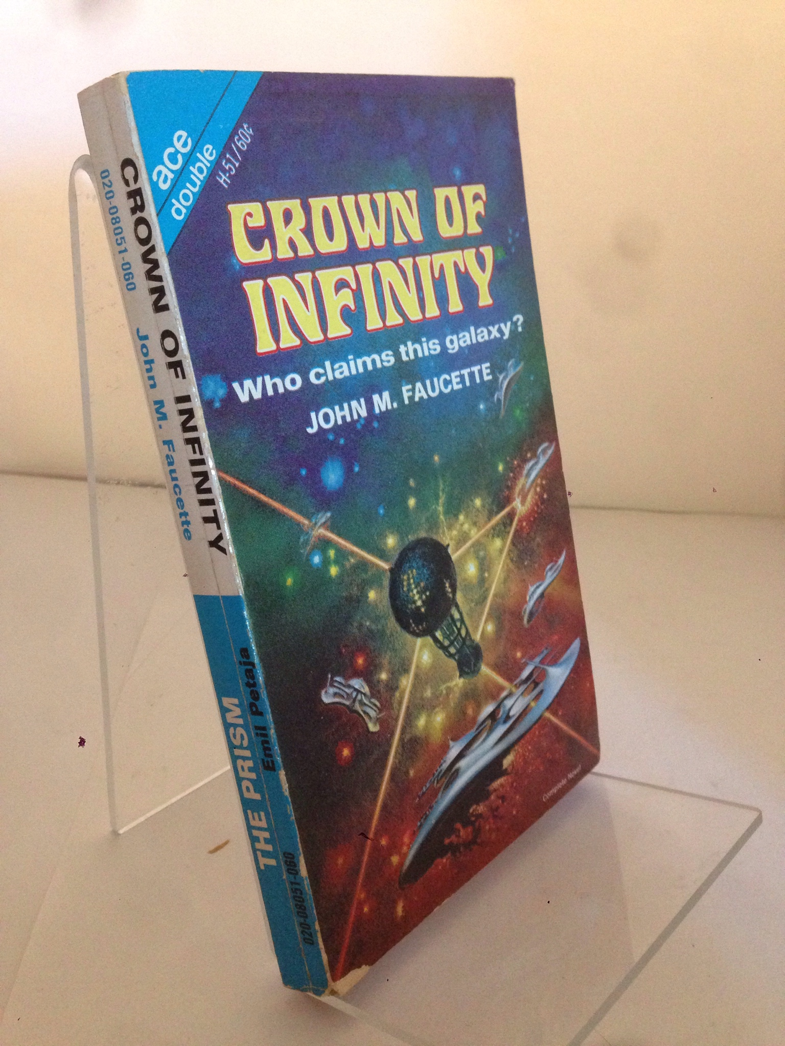 Image for Crown of Infinity / The Prism
