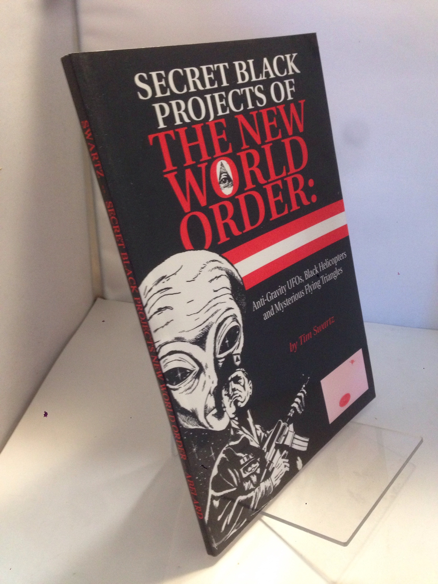 Image for Secret Black Projects of the New World Order