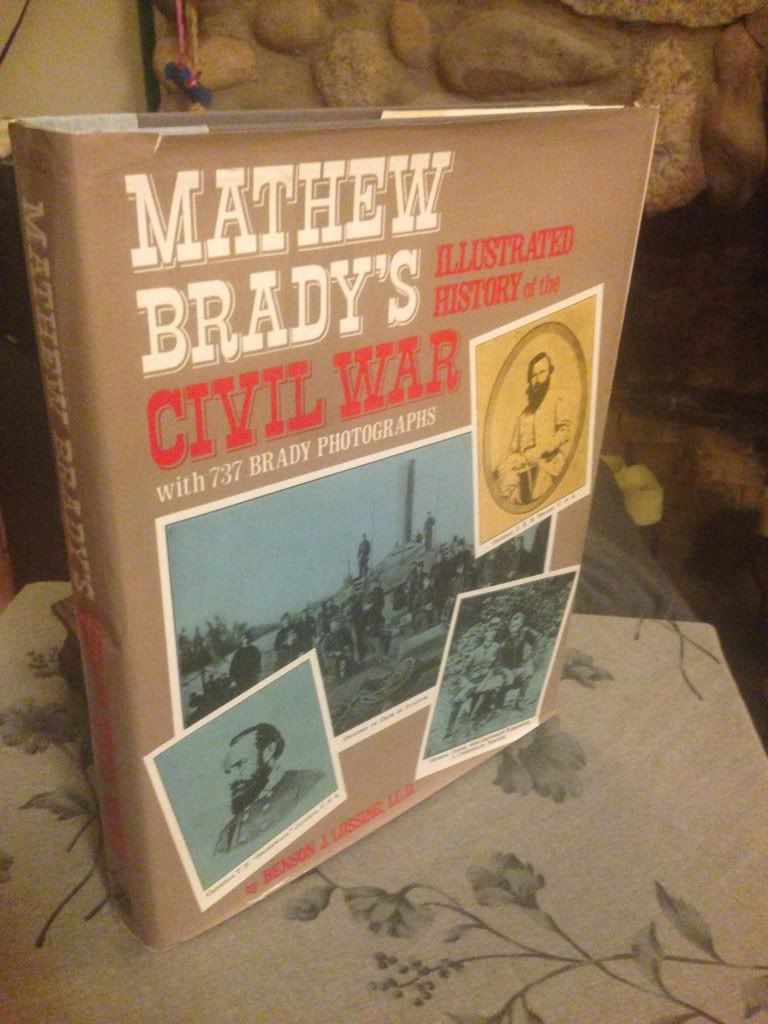 Image for Mathew Brady's Illustrated History of the Civil War