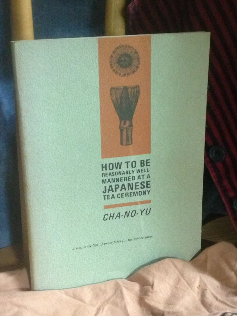 Image for How to Be Reasonably Well-mannered At a Japanese Tea Ceremony