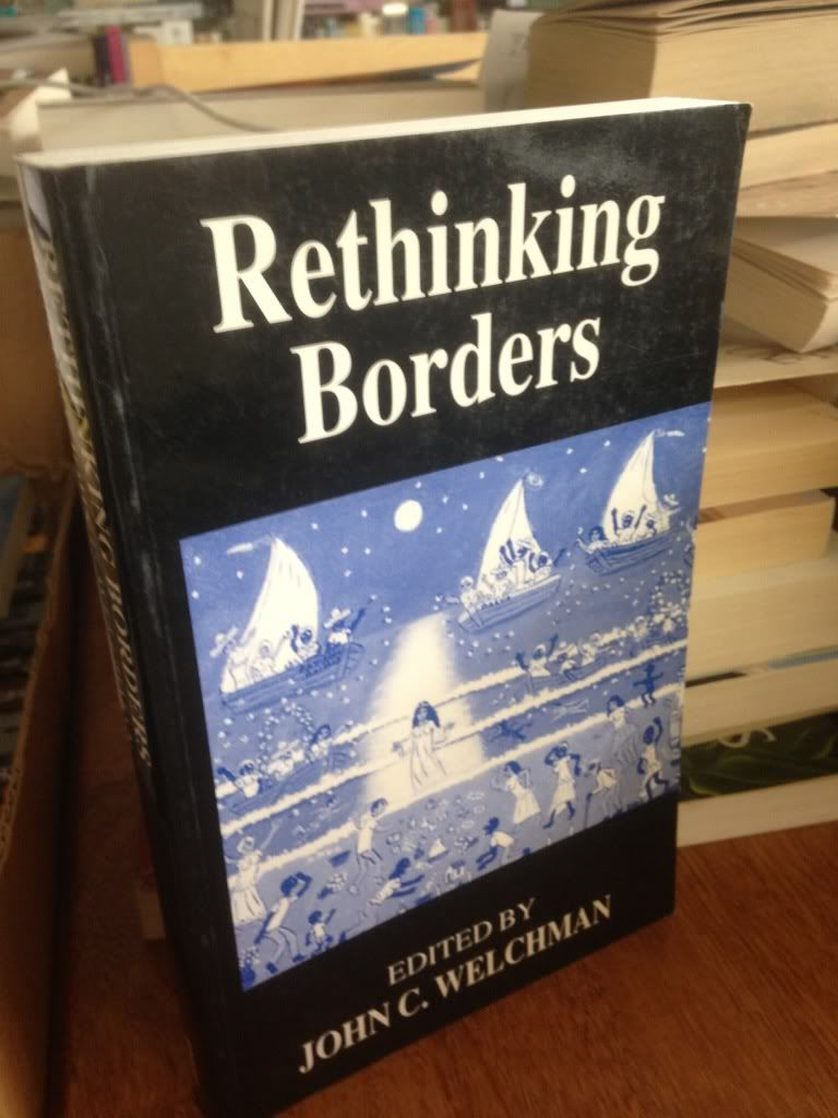 Image for Rethinking Borders