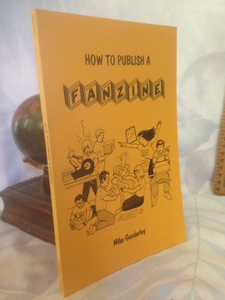 Image for How to Publish a Fanzine