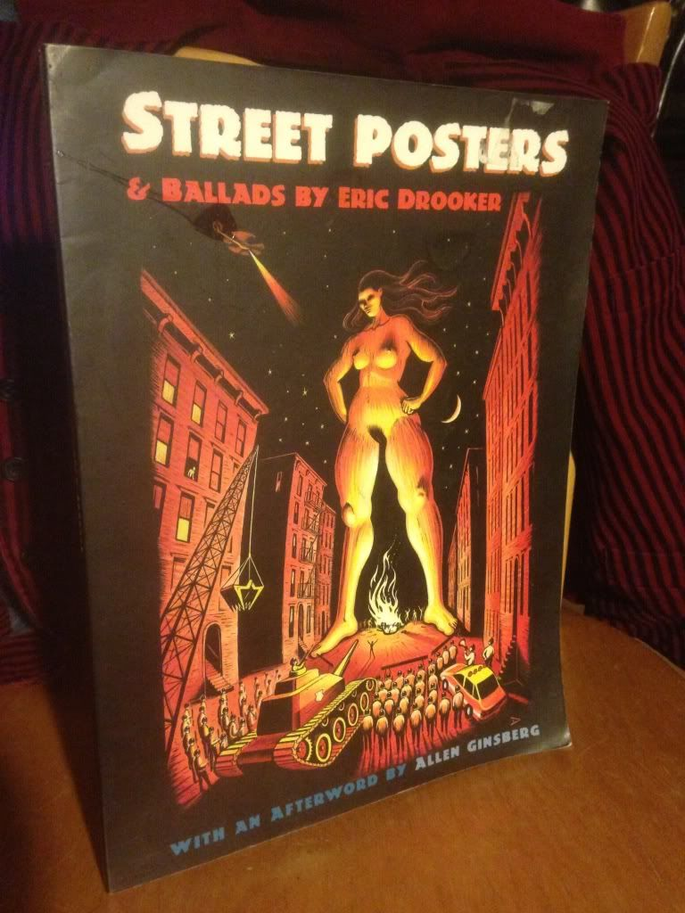 Image for Street Posters and Ballads