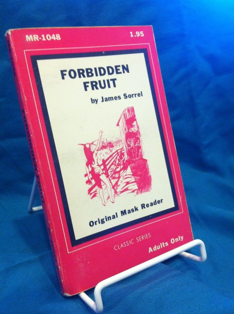 Image for Forbidden Fruit by James Sorrel