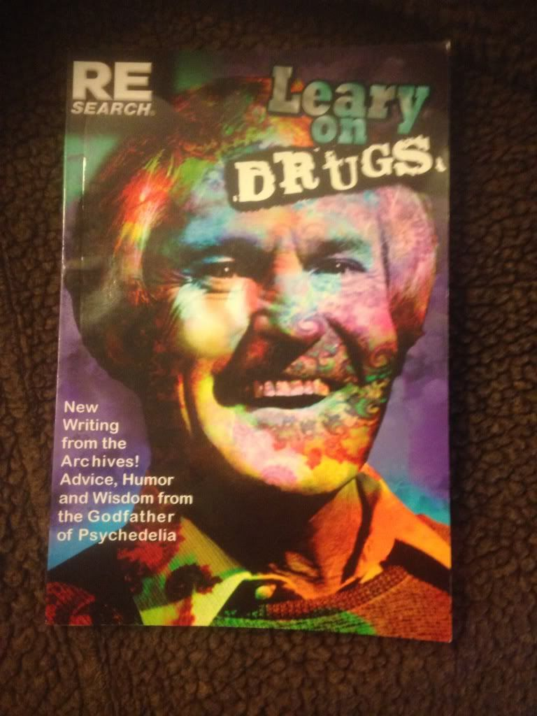 Image for Leary on Drugs: New Material from the Archives! Advice, Humor and Wisdom from the Godfather of Psychedelia