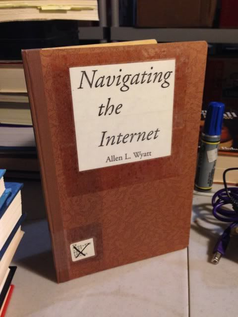 Image for Navigating the Internet