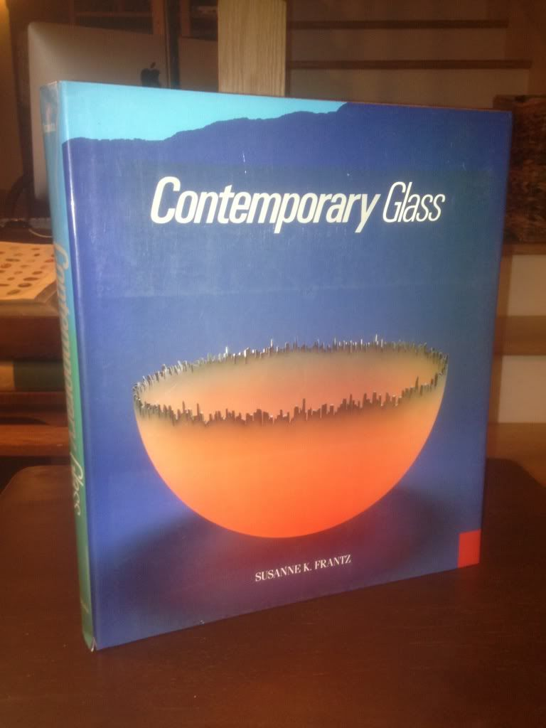 Image for Contemporary Glass: A World Survey from the Corning Museum of Glass