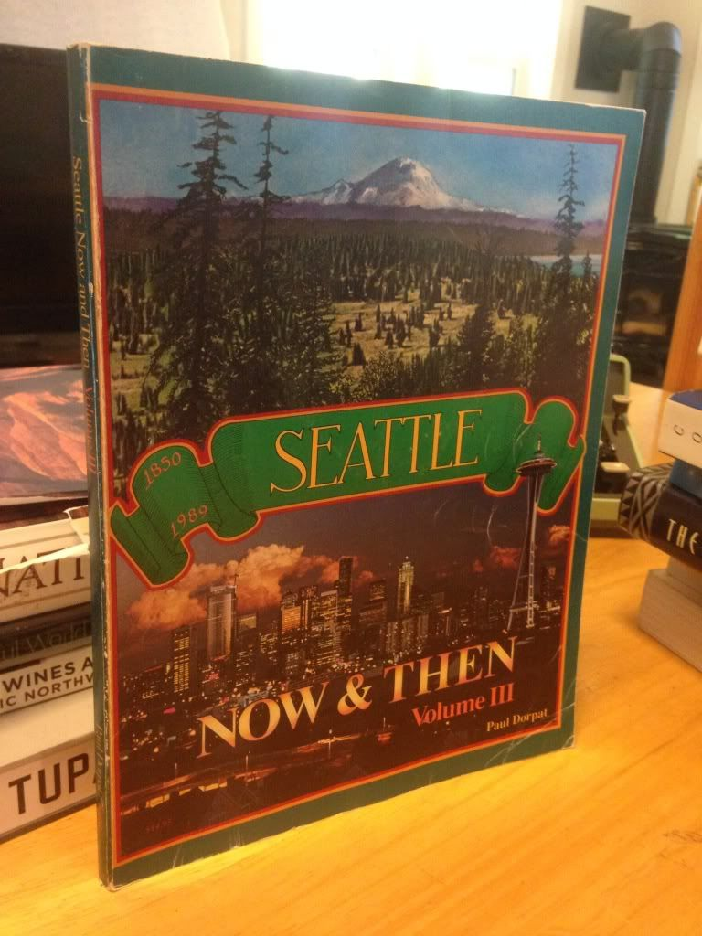 Image for Seattle Now and Then: 3