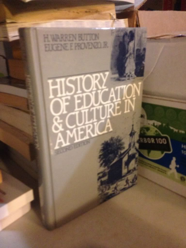Image for History of Education and Culture in America