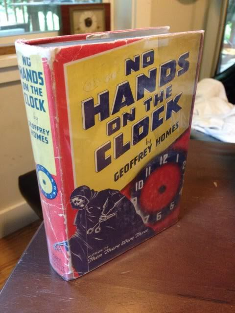 Image for No Hands on the Clock by Homes, Geoffrey