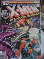 Image for All New All Different X-Men Deathstar Rising No 99 1976 by n/a