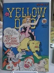 Image for Yellow Dog Print Mint No. 25 1973 Comic Adult by n/a