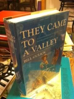 Image for They Came to a Valley by Gulick, Bill by Gulick, Bill