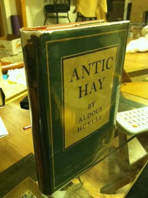 Image for Antic Hay by Aldous Huxley
