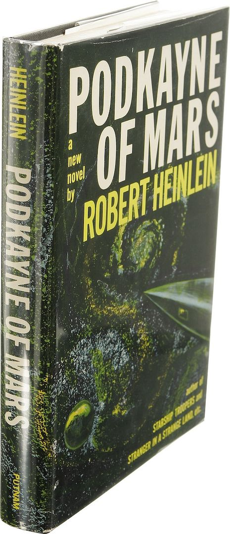 Image for Podkayne of Mars 1st Edition 2nd Impression by Heinlein, Robert